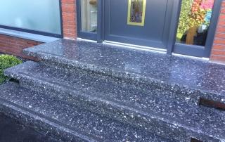 Steinbodenreinigung von Bastians Cleaning & Service
