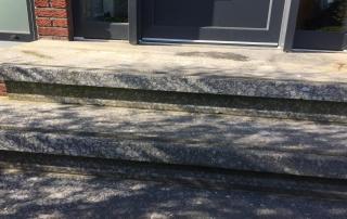 Steintreppen Sanierung