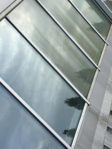 Glasreinigung für Gewerbe und Privat